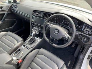 2016 Volkswagen Golf VII MY17 110TDI DSG Highline White 6 Speed Sports Automatic Dual Clutch