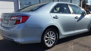 2013 Toyota Camry ASV50R Altise Blue 6 Speed Sports Automatic Sedan