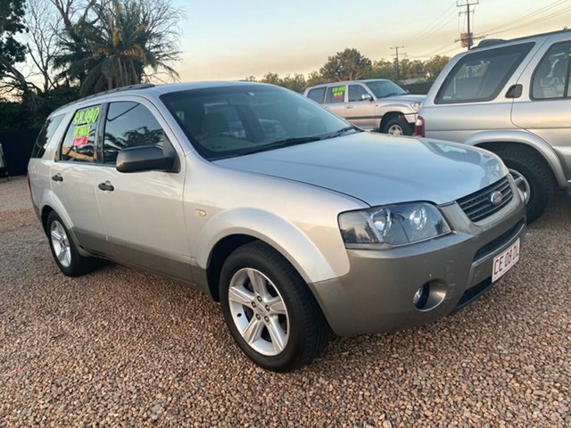 Used Ford Territory SX TX Pinelands, 2004 Ford Territory SX TX 4 Speed Sports Automatic Wagon
