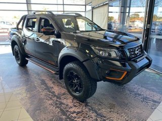 2020 Nissan Navara D23 S4 MY20 N-TREK Warrior Cosmic Black 7 Speed Sports Automatic Utility.