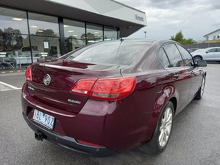 2013 Holden Commodore VF MY14 International Maroon 6 Speed Sports Automatic Sedan.