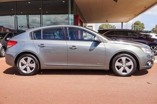 2013 Holden Cruze JH Series II MY13 CD Grey 6 Speed Sports Automatic Hatchback