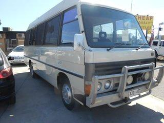 1987 Mazda T3500 3500 Beige Bus 3.5l 4x2.