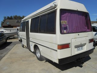 1987 Mazda T3500 3500 Beige Bus 3.5l 4x2