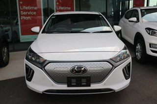 2020 Hyundai Ioniq AE.3 MY20 electric Premium Polar White 1 Speed Reduction Gear Fastback.