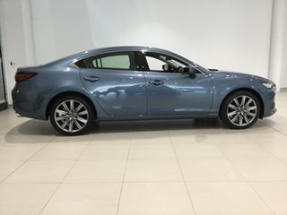 2019 Mazda 6 GL1033 GT SKYACTIV-Drive Blue Reflex 6 Speed Sports Automatic Sedan.