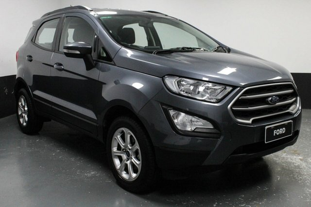 Used Ford Ecosport BL Trend, 2017 Ford Ecosport BL Trend Grey 6 Speed Automatic Wagon