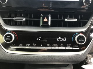 2018 Toyota Corolla ZWE211R SX E-CVT Hybrid Red 10 Speed Constant Variable Hatchback Hybrid