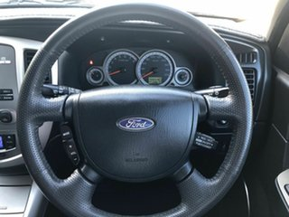 2007 Ford Escape ZC XLT Black 4 Speed Automatic SUV