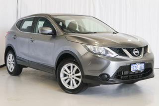 2016 Nissan Qashqai J11 ST Grey 6 Speed Manual Wagon.