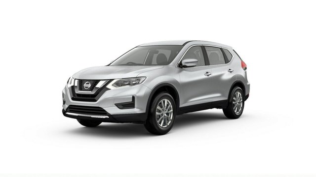 New Nissan X-Trail T32 Series III MY20 ST X-tronic 2WD, 2020 Nissan X-Trail T32 Series III MY20 ST X-tronic 2WD Brilliant Silver 7 Speed Constant Variable