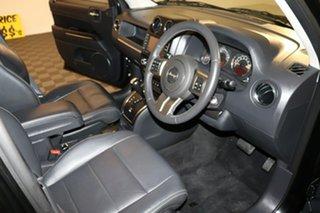 2015 Jeep Patriot MK MY16 Limited Black 6 speed Automatic Wagon
