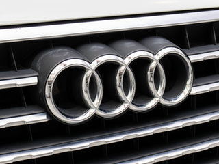 2016 Audi Q7 4M 3.0 TDI Quattro White 8 Speed Automatic Tiptronic Wagon