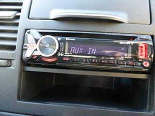 2008 Nissan Tiida C11 MY07 ST Silver 6 Speed Manual Sedan