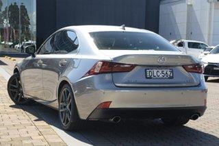 2016 Lexus IS GSE31R IS350 F Sport Grey 8 Speed Sports Automatic Sedan.