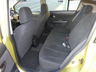 2006 Nissan Tiida C11 ST-L Gold 4 Speed Automatic Hatchback
