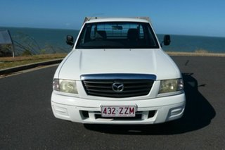 2005 Mazda Bravo B2600 DX 4x2 White 5 Speed Manual Cab Chassis