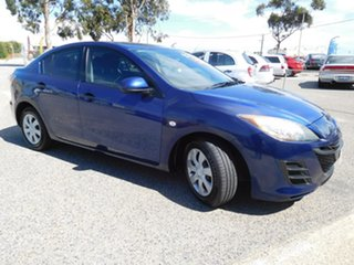 2010 Mazda 3 BL10F1 Neo Activematic Blue 5 Speed Sports Automatic Sedan.