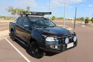 2013 Holden Colorado RG MY13 LT Crew Cab Blue 6 Speed Automatic Crew Cab P/Up.