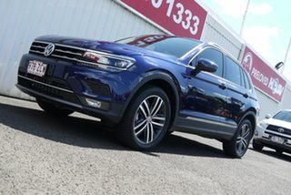 2019 Volkswagen Tiguan 5N MY20 162TSI DSG 4MOTION Highline 7 Speed Sports Automatic Dual Clutch.