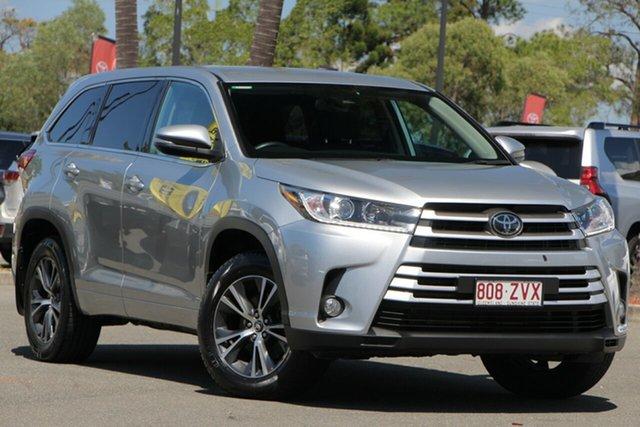 Used Toyota Kluger GSU55R GX AWD, 2018 Toyota Kluger GSU55R GX AWD Silver 8 Speed Sports Automatic Wagon