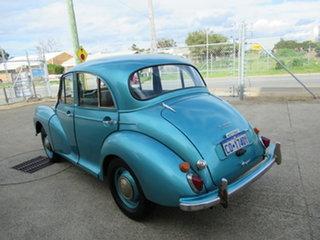 1958 Morris Minor - - Blue 4 Speed Manual Sedan