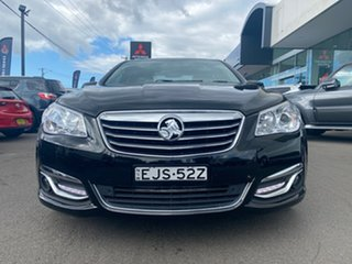 2014 Holden Calais VF MY14 Black 6 Speed Sports Automatic Sedan.