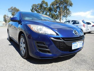 2010 Mazda 3 BL10F1 Neo Activematic Blue 5 Speed Sports Automatic Sedan