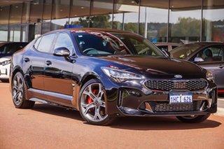 2020 Kia Stinger CK GT Black Sports Automatic.