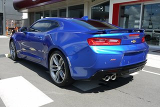 2018 Chevrolet Camaro MY18 2SS Blue 8 Speed Sports Automatic Coupe