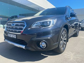 2015 Subaru Outback B6A MY15 2.5i CVT AWD Premium Charcoal 6 Speed Constant Variable Wagon.
