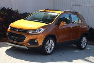 2018 Holden Trax TJ MY18 LTZ Burning Hot 6 Speed Automatic Wagon