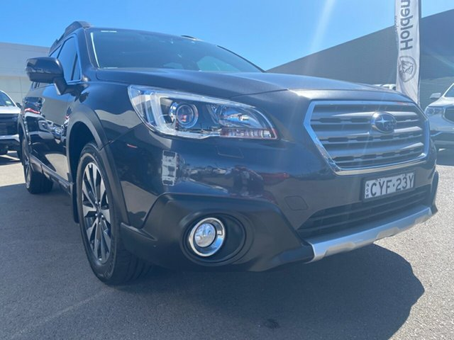 Used Subaru Outback B6A MY15 2.5i CVT AWD Premium, 2015 Subaru Outback B6A MY15 2.5i CVT AWD Premium Charcoal 6 Speed Constant Variable Wagon