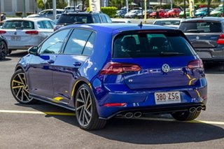 2019 Volkswagen Golf 7.5 MY19.5 R DSG 4MOTION Purple 7 Speed Sports Automatic Dual Clutch Hatchback.