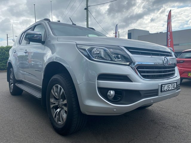 Used Holden Trailblazer RG MY18 LTZ, 2018 Holden Trailblazer RG MY18 LTZ Silver 6 Speed Sports Automatic Wagon
