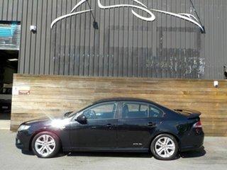 2009 Ford Falcon FG XR6 Black 5 Speed Sports Automatic Sedan
