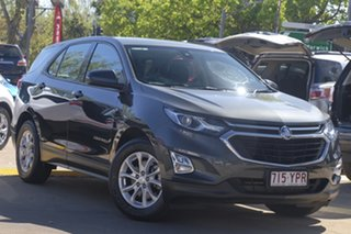 2018 Holden Equinox EQ MY18 LS+ FWD Grey 6 Speed Sports Automatic Wagon