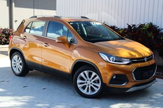 2018 Holden Trax TJ MY18 LTZ Burning Hot 6 Speed Automatic Wagon.