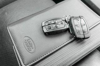2009 Land Rover Freelander 2 LF 10MY Td4 SE Silver 6 Speed Sports Automatic Wagon