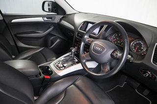 2016 Audi Q5 8R MY17 TDI S Tronic Quattro Black 7 Speed Sports Automatic Dual Clutch Wagon