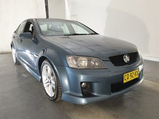 2009 Holden Commodore VE MY09.5 SS Blue 6 Speed Sports Automatic Sedan.