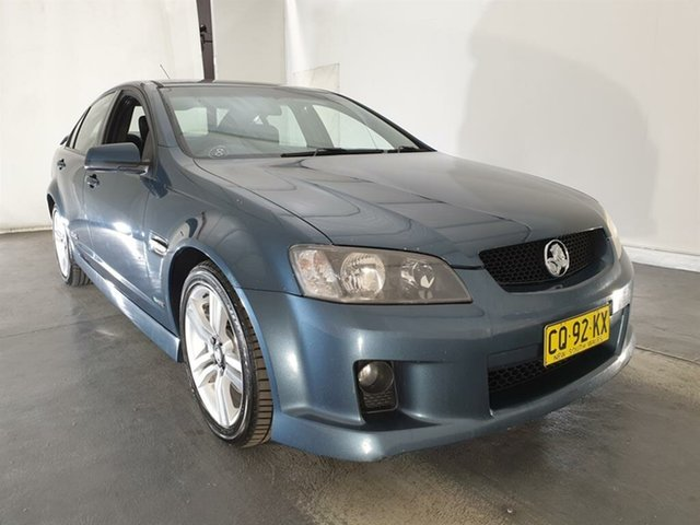 Used Holden Commodore VE MY09.5 SS, 2009 Holden Commodore VE MY09.5 SS Blue 6 Speed Sports Automatic Sedan