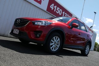 2016 Mazda CX-5 KE1032 Maxx SKYACTIV-Drive i-ACTIV AWD Sport Soul Red 6 Speed Sports Automatic Wagon.