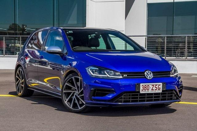 Used Volkswagen Golf 7.5 MY19.5 R DSG 4MOTION, 2019 Volkswagen Golf 7.5 MY19.5 R DSG 4MOTION Purple 7 Speed Sports Automatic Dual Clutch Hatchback