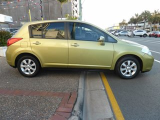 2006 Nissan Tiida C11 ST-L Gold 4 Speed Automatic Hatchback.