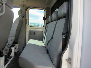 2010 Volkswagen Crafter 2EF1 Renegade White Automatic