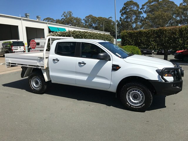 Used Ford Ranger PX MkII XL, 2017 Ford Ranger PX MkII XL 6 speed Automatic Cab Chassis