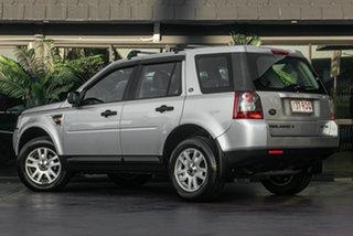 2009 Land Rover Freelander 2 LF 10MY Td4 SE Silver 6 Speed Sports Automatic Wagon.
