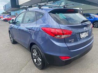 2014 Hyundai ix35 Blue Wagon