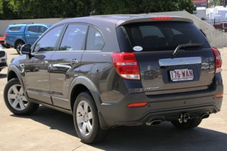 2015 Holden Captiva CG MY15 7 LS Grey 6 Speed Sports Automatic Wagon.